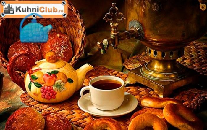Традиционный-русский-чайный-стол