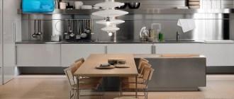 Металлическая-плитка-на-кухне
