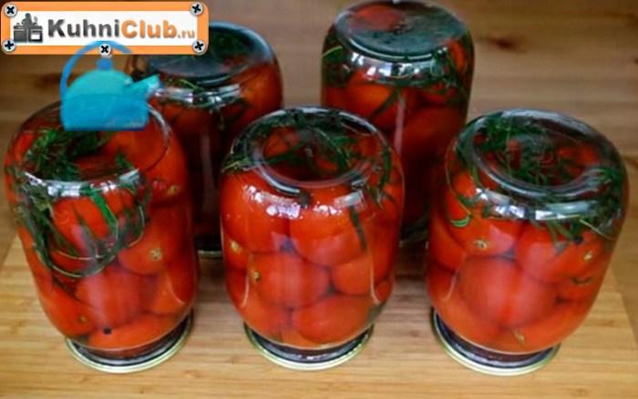 Готовые-банки-с-солеными-помидорами