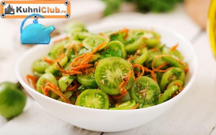 Салат-из-зеленых-помидоров