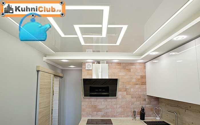 Геометрические-формы-подсветки-парящего-потолка