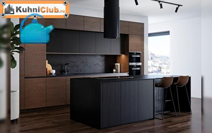 Иллюзия-встроенного-кухонного-гарнитура
