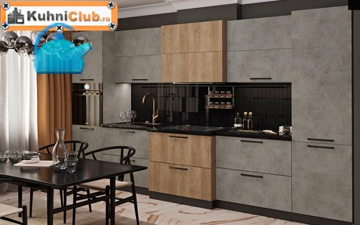 Плитка-на-кухне-уложенная-вертикально