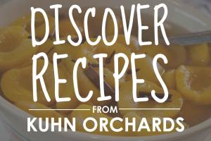Recipes fresh from our Pennsylvania orchard
