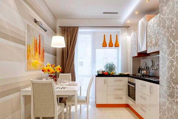 Дизайн кухни 88 кв м  возможность создать уютный дизайн