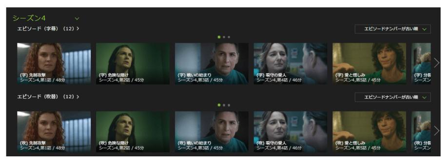 「ウェントワース女子刑務所」シーズン4の動画のあらすじ