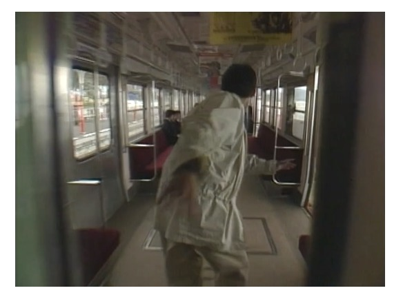 東京ラブストーリーの梅津寺駅のシーン
