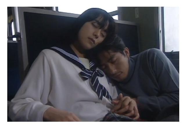 ドラマ「高校教師(1993年版)」の最終回のラストシーン