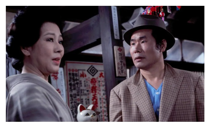 映画「男はつらいよ 寅次郎純情詩集(第18作)」の動画情報