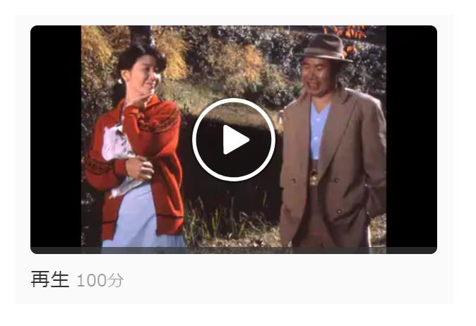 映画「男はつらいよ 寅次郎紙風船(第28作)」の動画
