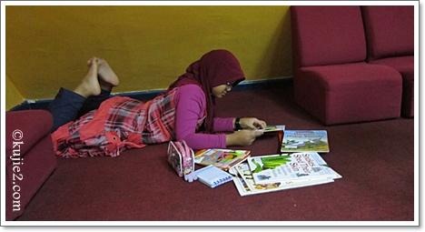 Perpustakaan Kanak-kanak di Perpustakaan Negara Malaysia
