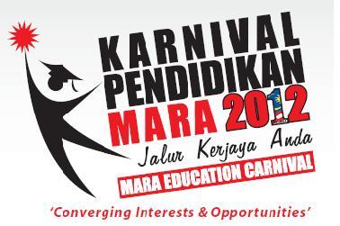 Karnival Pendidikan MARA 2012 Di PWTC