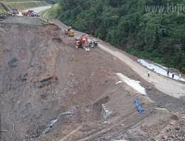 Status Terkini Jalan Felda Aring – Tasik Kenyir FT 185