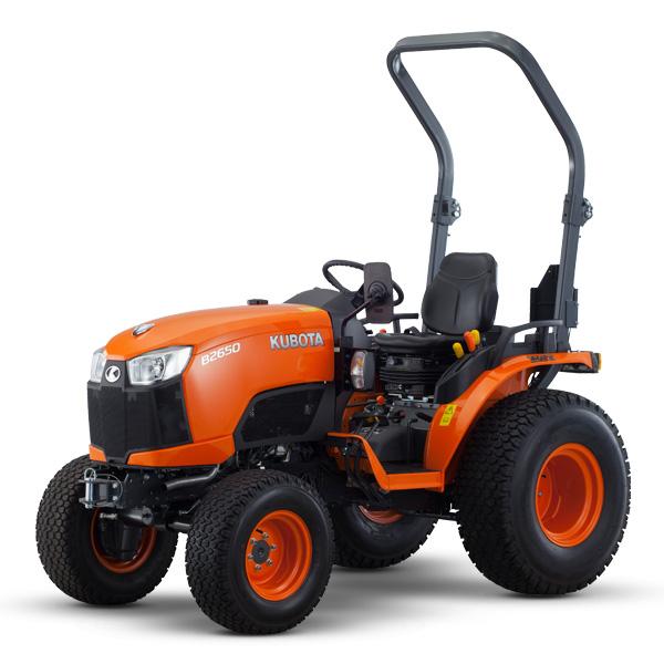 Tractors Kubota B