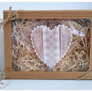Srdce v darčekovom balení