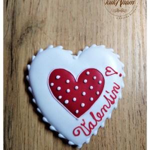 Srdce Valentín