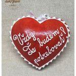 3D Srdce Mamičke