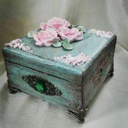 Kutija sa ružama