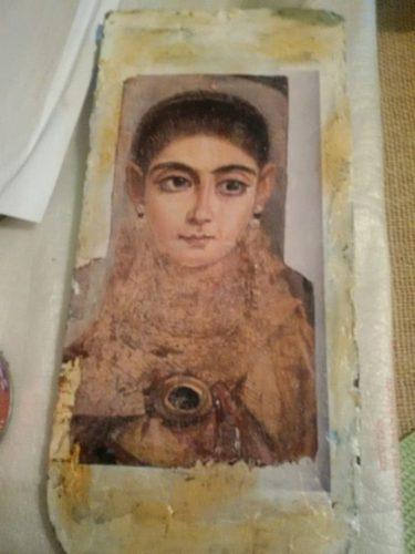 Dama iz Pompeje
