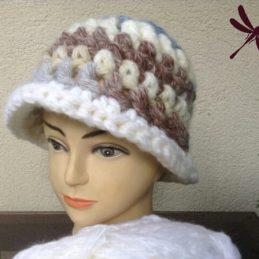 Puf kapa / Puff Hat, unique