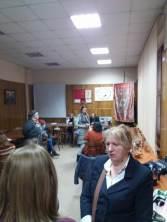 Sa dodele sertifikata polaznicima, februar 2018, Novi Sad
