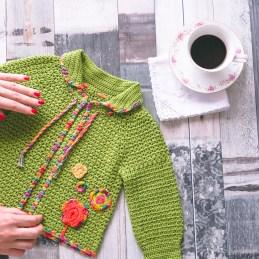 Džemper za bebe