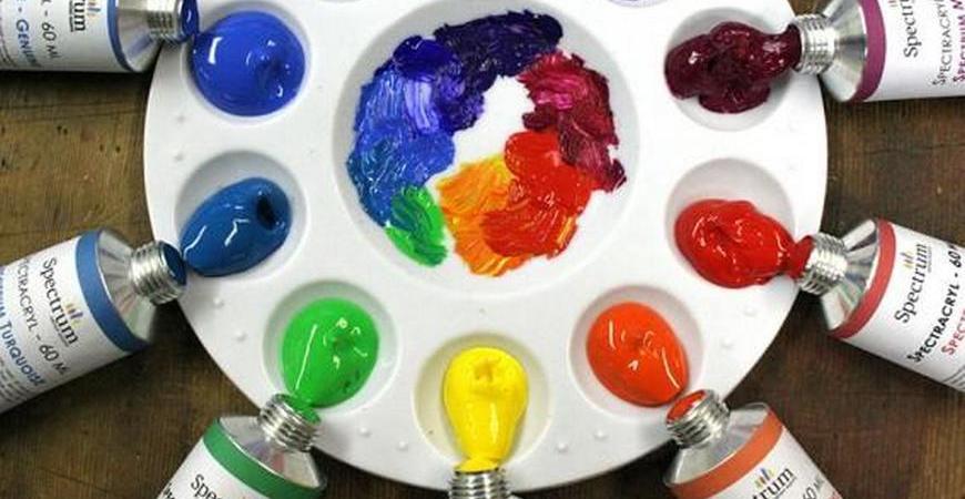 Akrilne boje