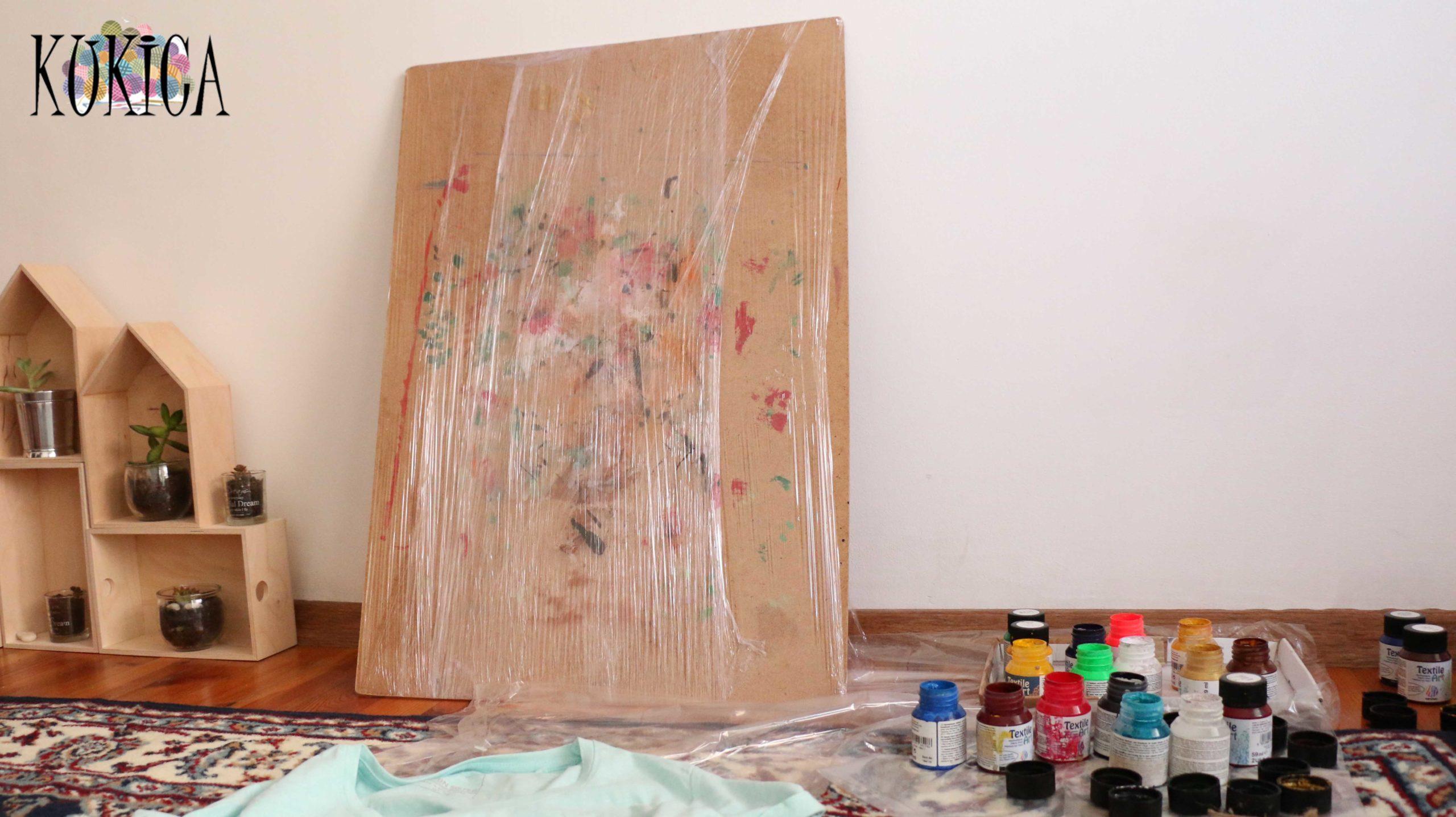 slikanje na tekstilu