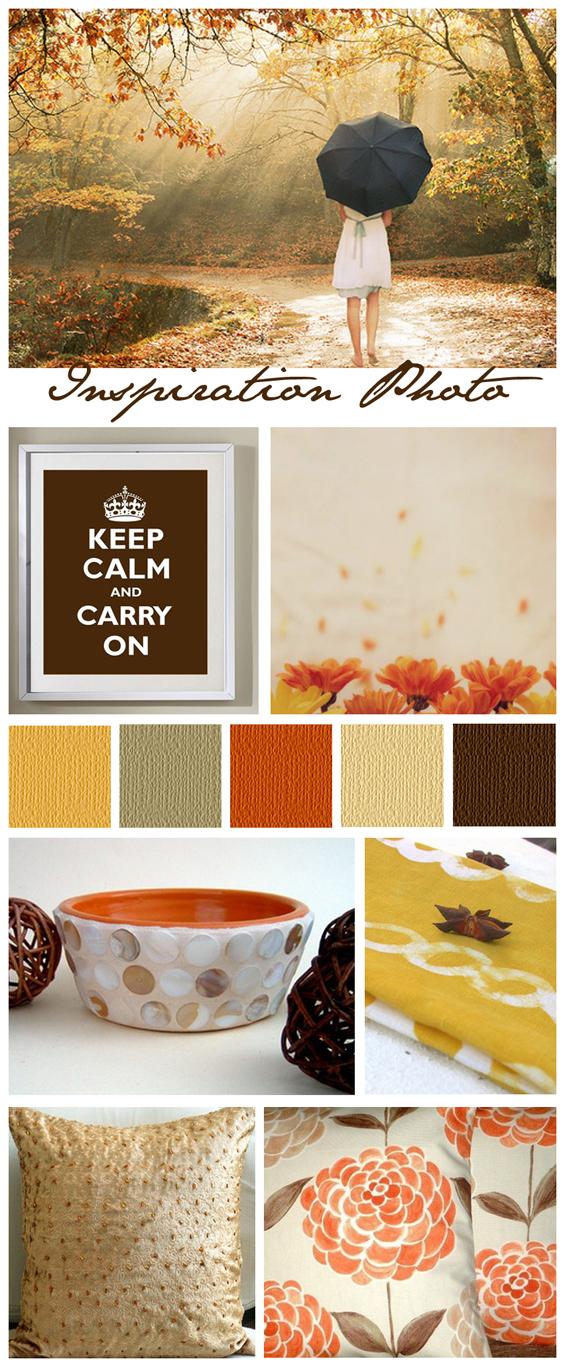 Uređenje doma Jesenja paleta