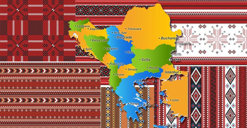 Etno motivi Balkana
