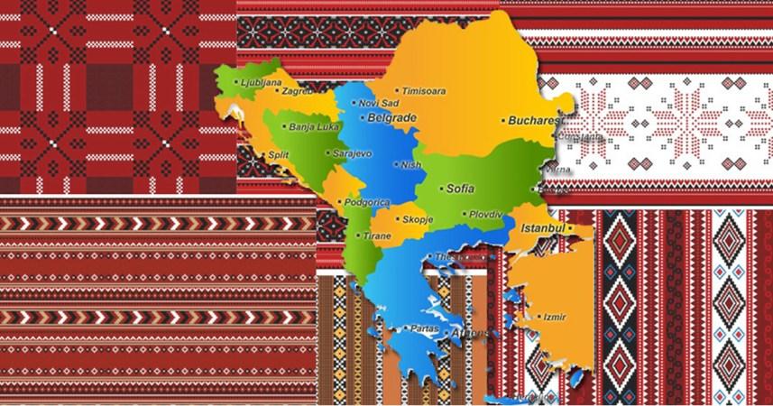 Ethno motives of the Balkans