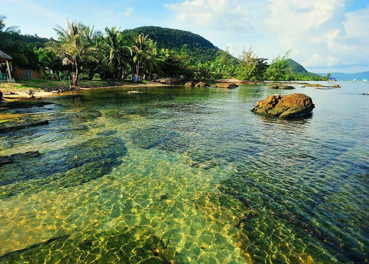 Fukuok - ostrov ve Vietnamu