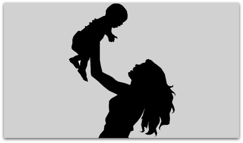 Вие ги нарекувате самохрани мајки   Јас ги нарекувам тивки борци