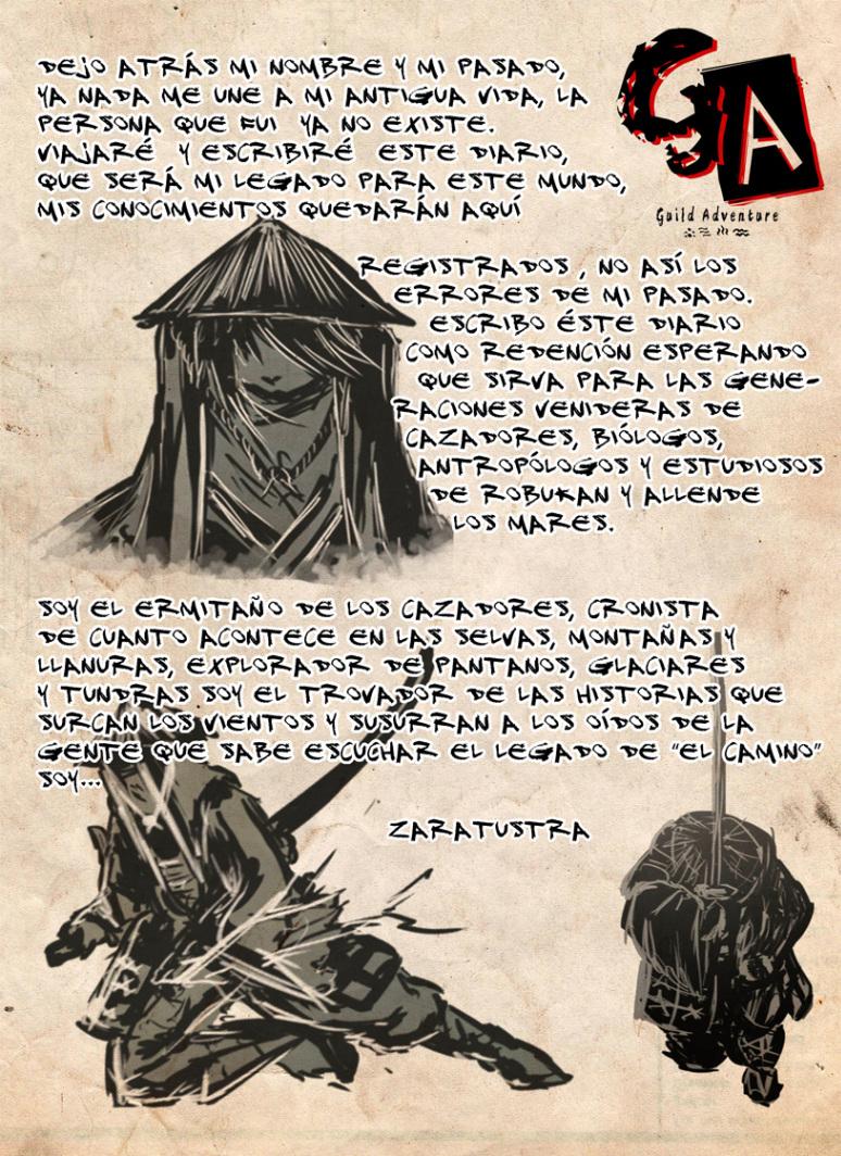 Diario de cazador 1