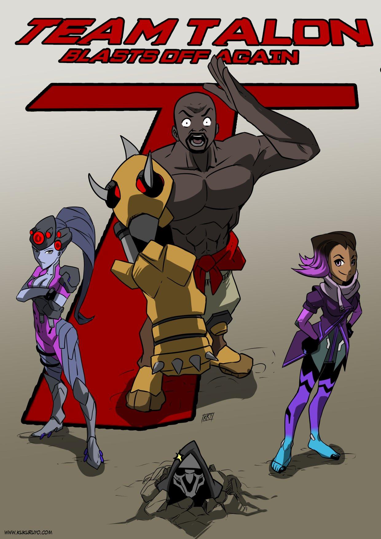 El Team Talon despega de nuevo