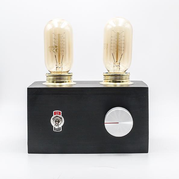 Edision Vintage Radio Lamp
