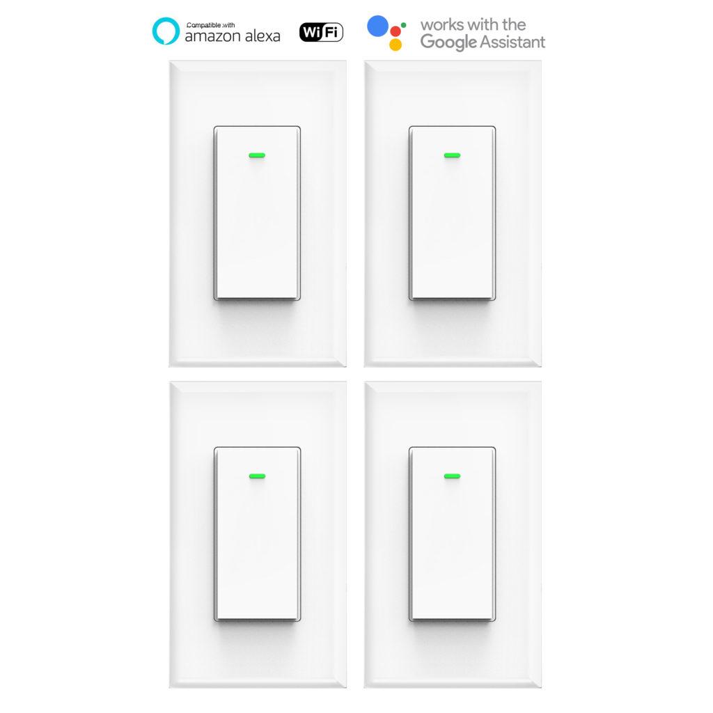 Smart Wifi Light Switch K36 4pack