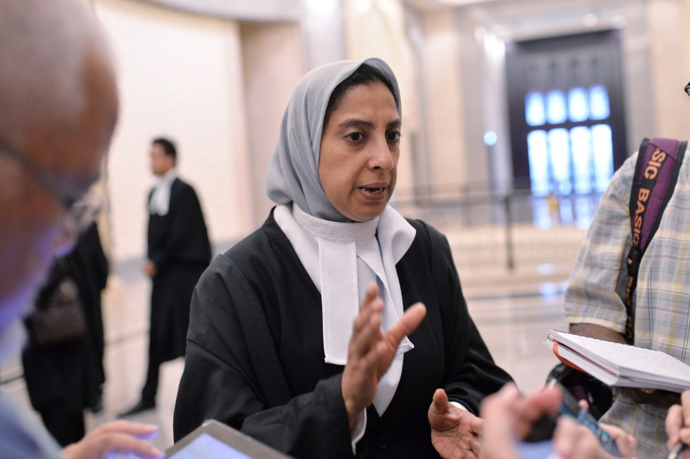 Wanita tidak seharusnya dipaksa bertudung, kata peguam PKR