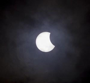 Солнечное затмение на Сретение