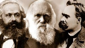 Дарвин Ницше Маркс