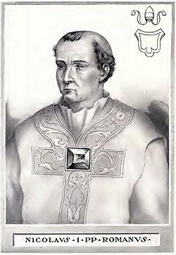 Папа Николас I
