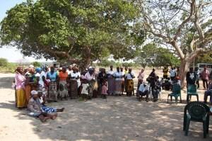 Mozambique fieldwork
