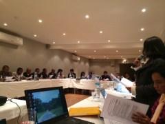 FAO workshop