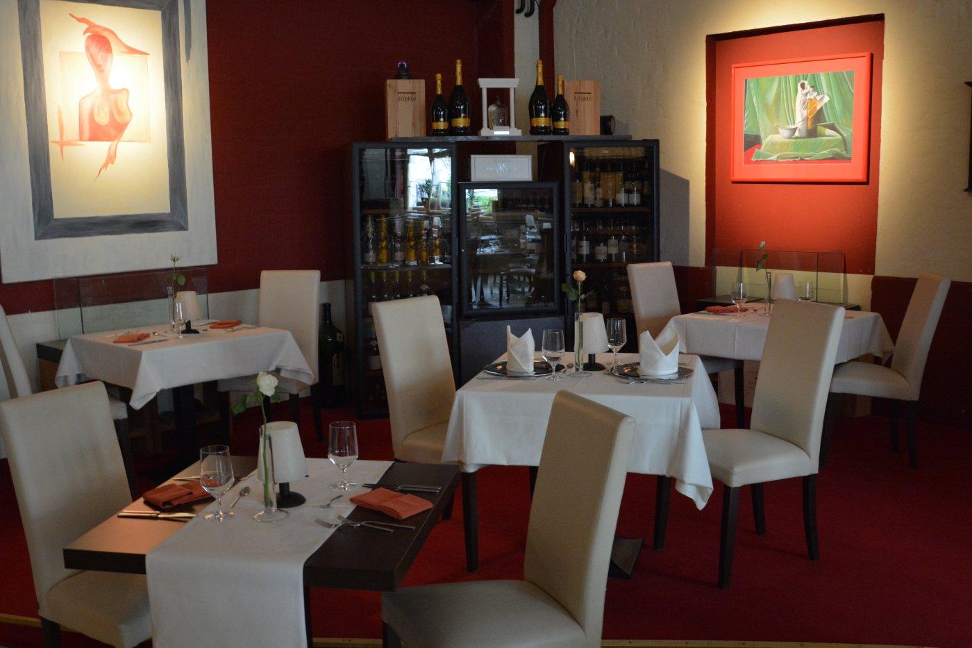 Restaurant Malathounis Raffinierte kulinarischgriechische Moderne  Ragwitz Kulinarische
