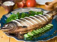 Фото пісіру рецепті: Пеште пісірілген горбоу - 6-қадам