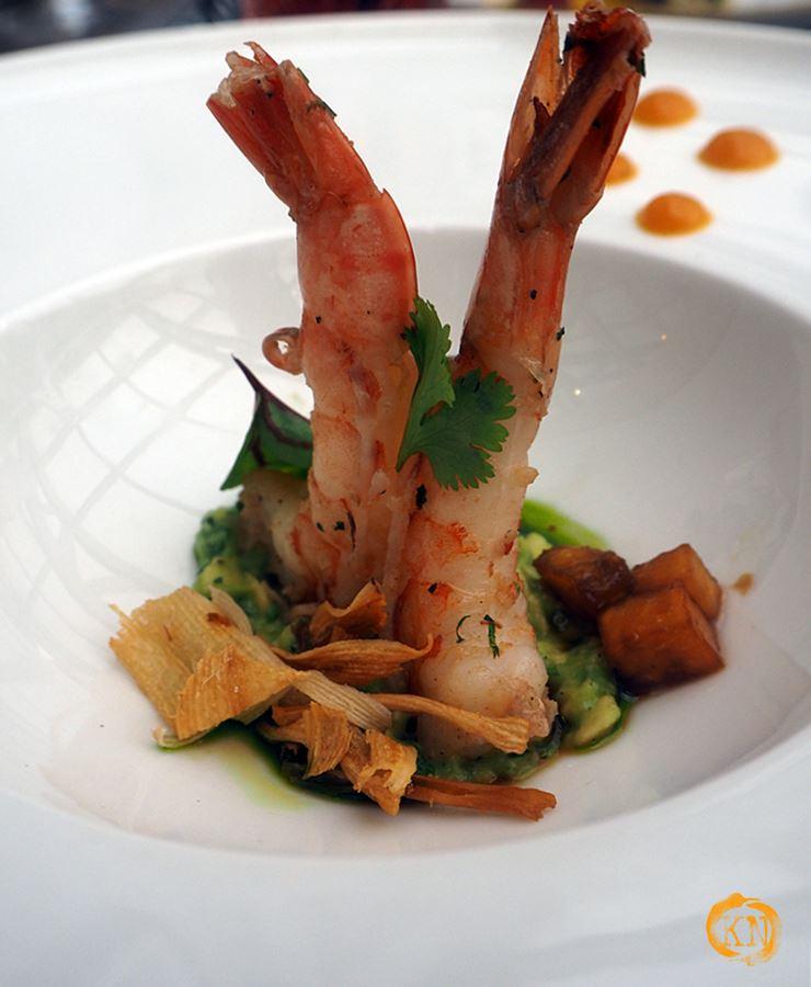 Pink Lobster i Restaurant Week