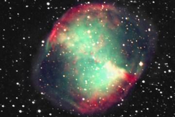 M27 planetáris köd