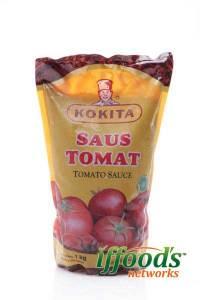 saus tomat kokita