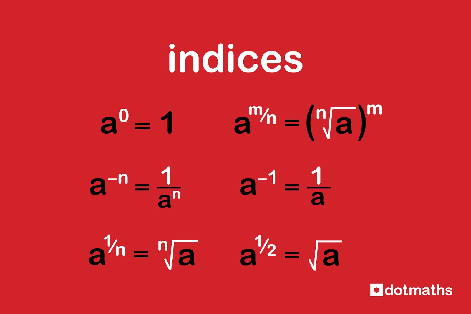 Indices Logarithm And Equations