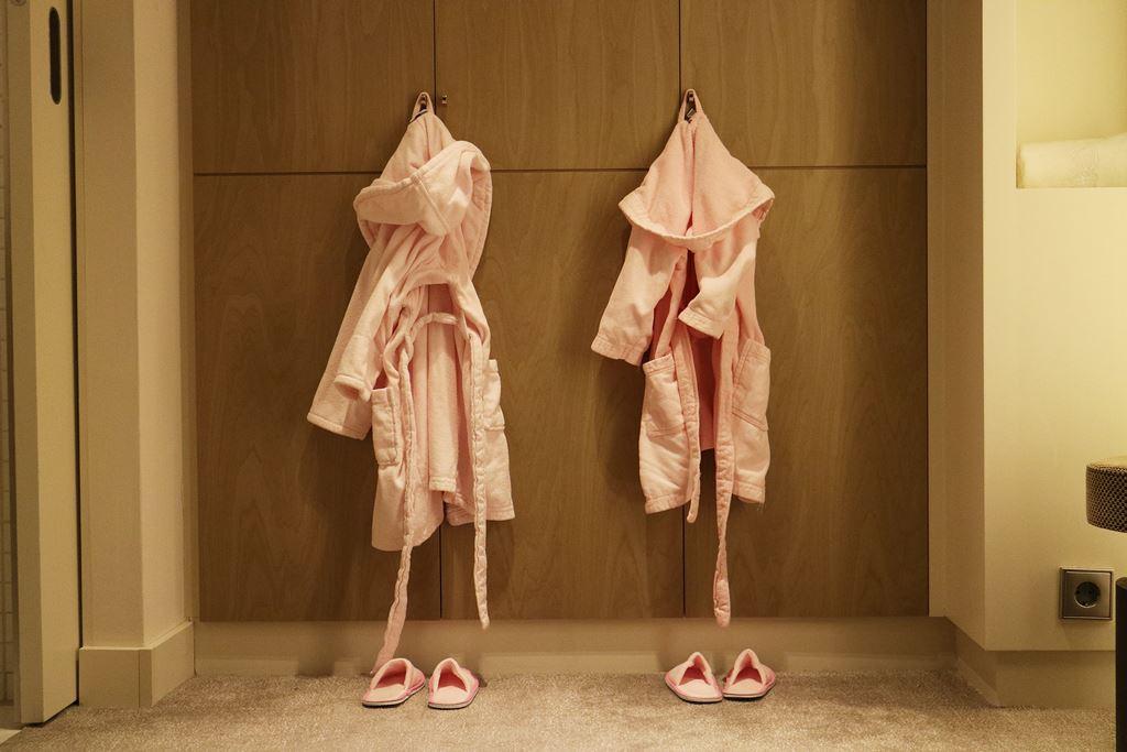 Kullakeks-Ritz Carlton-Bademäntel